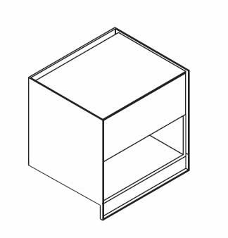 Lean Box Kommode