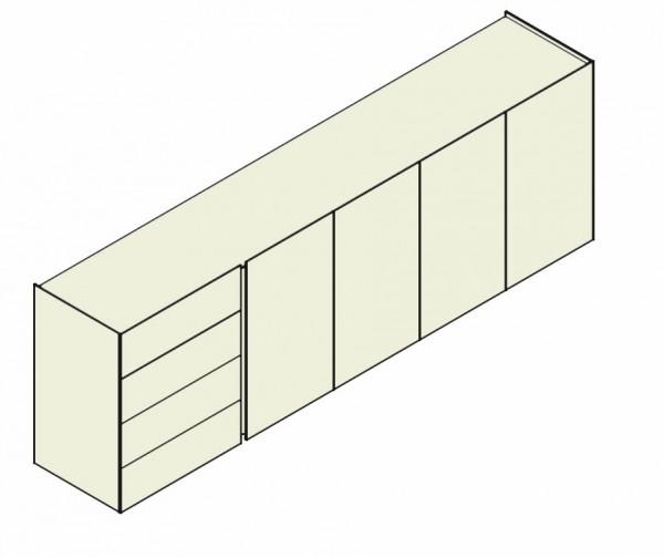 Sideboard Jorel 245 cm