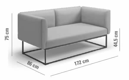 gloster-maya-lounge-sofa-abmessungen