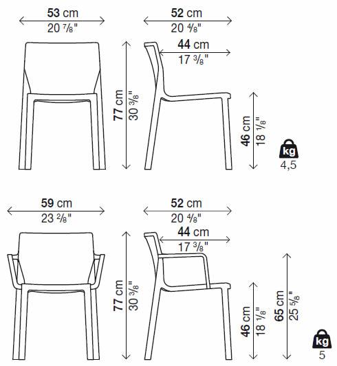 kristalia-lp-stuhl-stapelbar-abmessungen