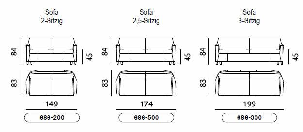 leolux-calynn-sofa-abmessungen