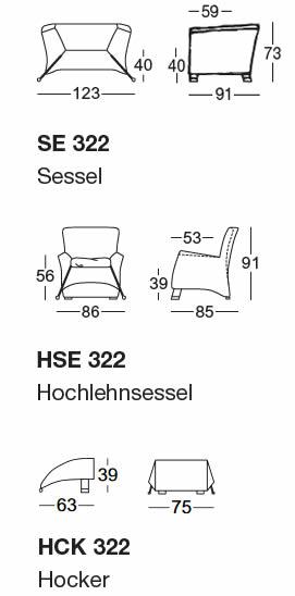 rolf-benz-sessel-322-abmessungen
