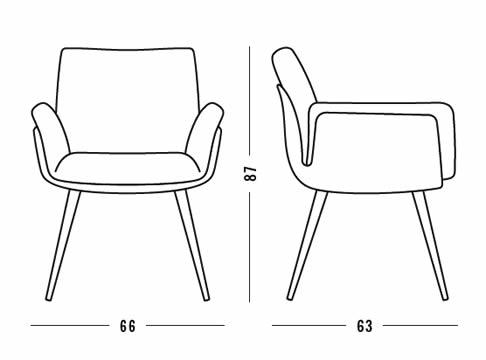 cor-alvo-stuhl-abmessungen