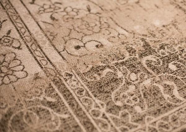 Teppich Vintage Look