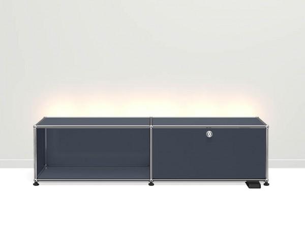 Haller E TV-Hifi Lowboard M19 mit dimmbaren Licht