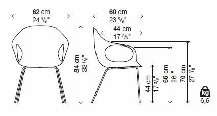 kristalia-elephant-stuhl-vierbeinig-abmessungen