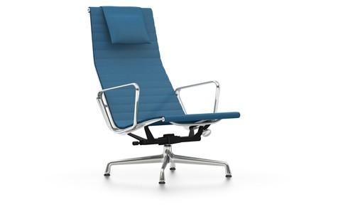 Aluminium Chair EA 124 / EA 125
