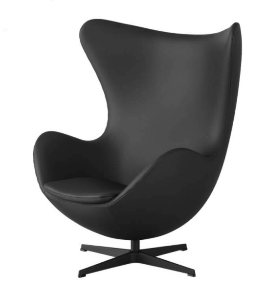 Egg Chair Das Ei Sonderedition SPECTRUM Leder