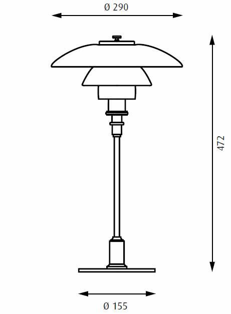 louis-pousen-ph-3-2-tischleuchte-abmessungen