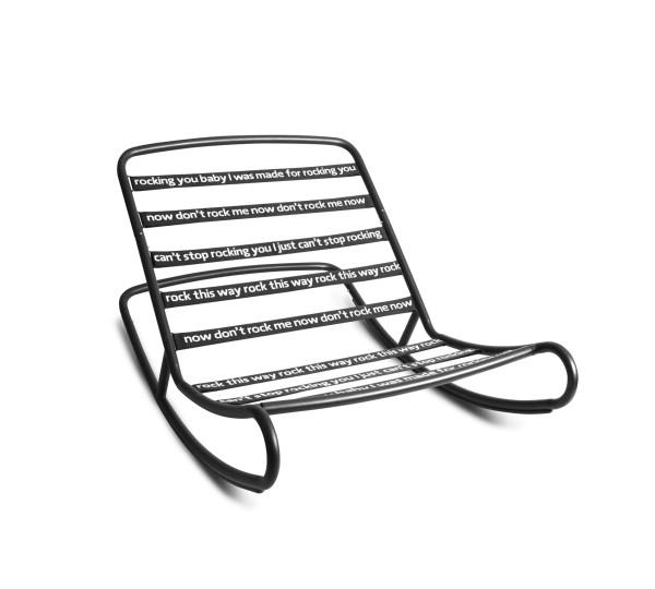 Rock N Roll Schaukelgestell für Sitzsack