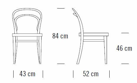 thonet-214-kaffeehaus-stuhl-abmessungen