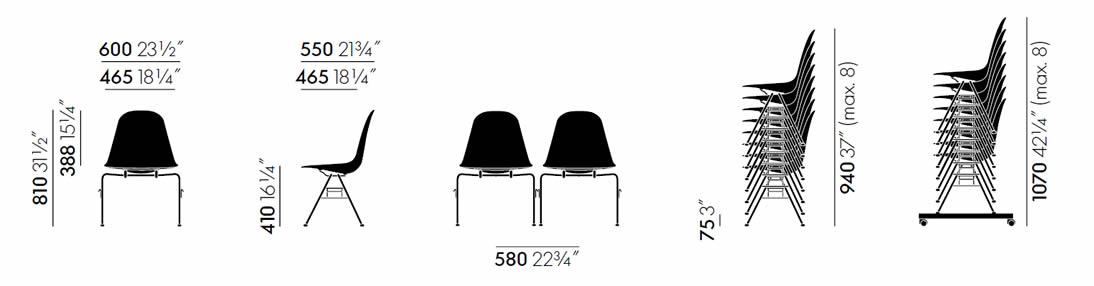 vitrea-dss-eames-plastic-chair-abmessungen
