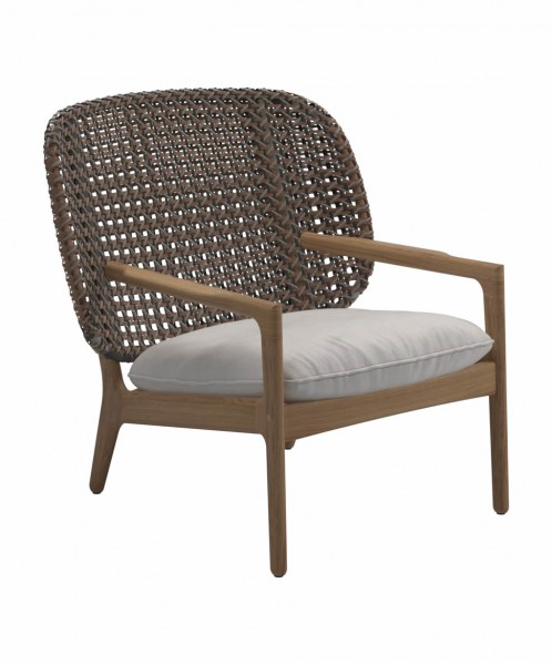 Kay Sessel Lowback Lounge Chair