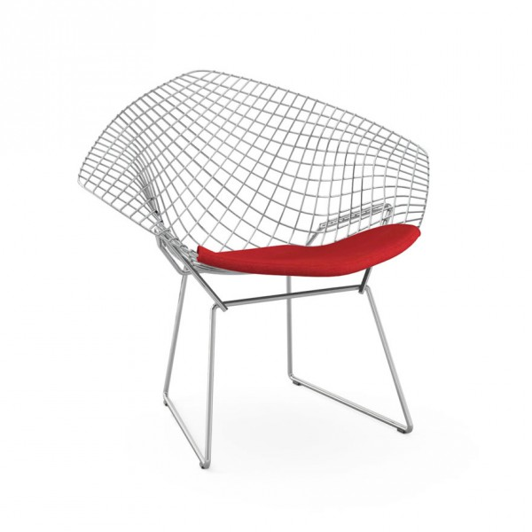 Bertoia Diamond Chair Sessel