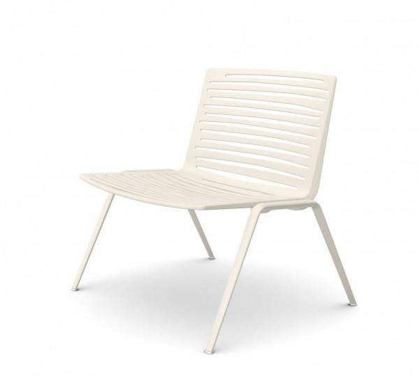 Zebra Lounge Chair Gartensessel