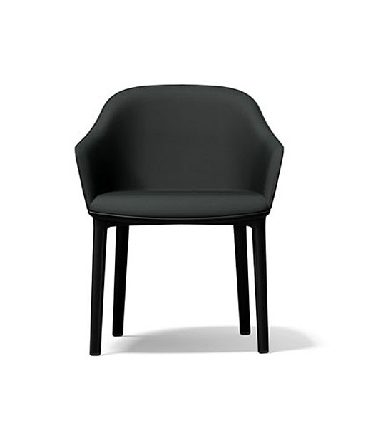 Softshell Chair Plano nero