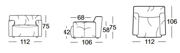 rolf-benz-sessel-584-abmessungen