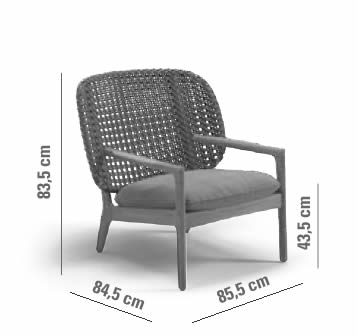 gloster-kay-lowback-lounge-chair-sessel-abmessungen