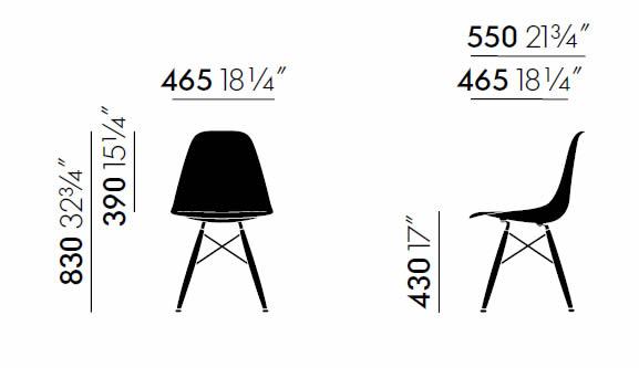 vitrea-dsw-eames-plastic-chair-abmessungen