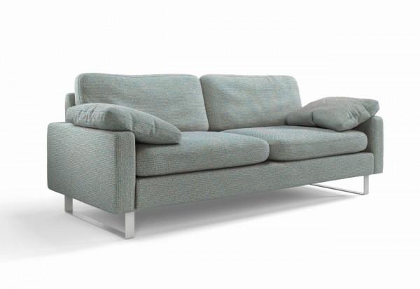 CONSETA Sofa 2 Sitzer bodenfrei