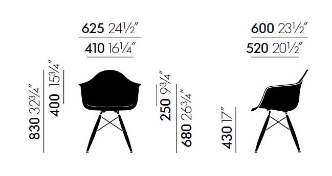 vitrea-daw-eames-plastic-chair-abmessungen