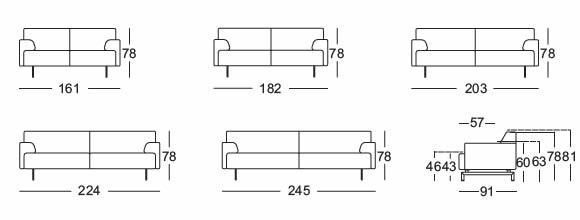rolf-benz-sofa-310-abmessungen
