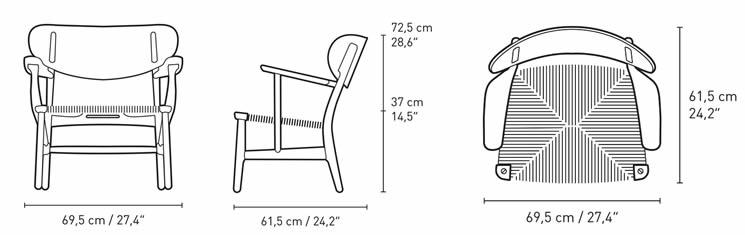 carl-hansen-ch22-lounge-chair-abmessungen