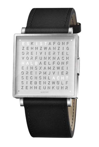 """Armbanduhr """"Fine Steel"""""""