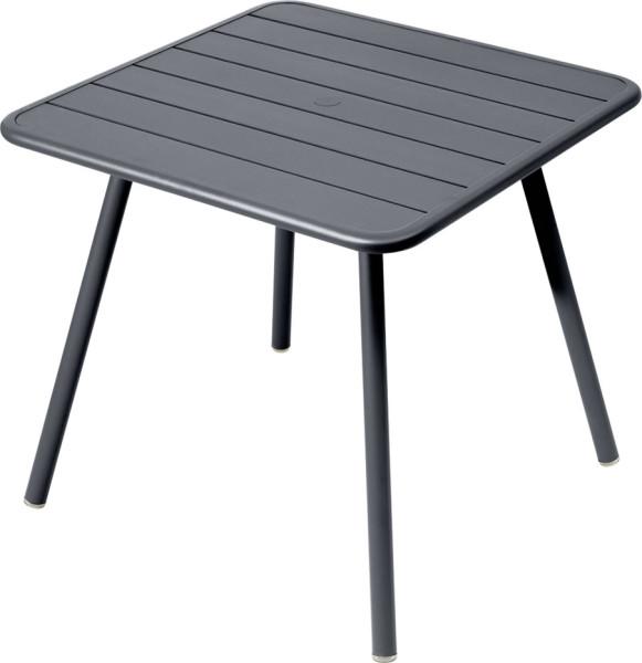 Luxembourg Tisch mit 4 Füßen