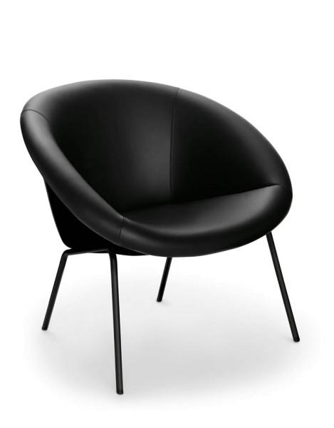 Sessel 369 Black Edition