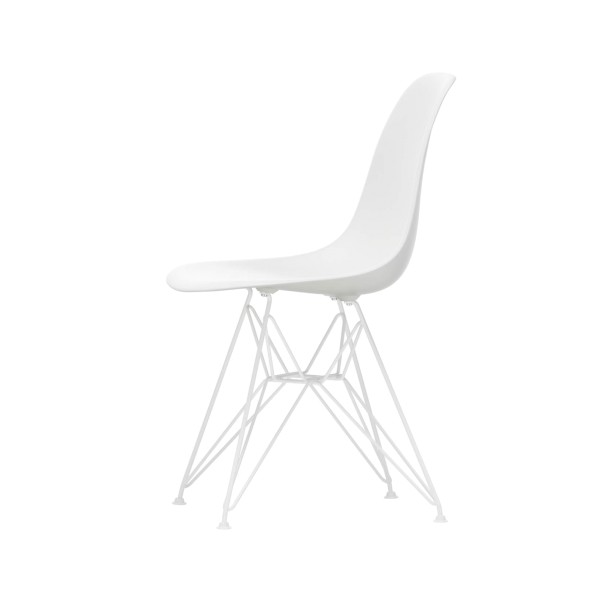 Eames Plastic Side Chair DSR White Collection