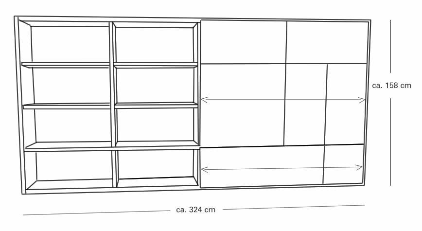 kettnaker-vita-wohnwand-12186-abmessungen
