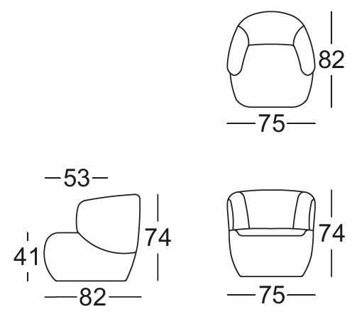 rolf-benz-sessel-384-abmessungen