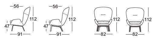 rolf-benz-sessel-594_abmessungen