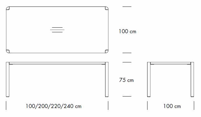Thonet-Tisch-1140_abmessungen