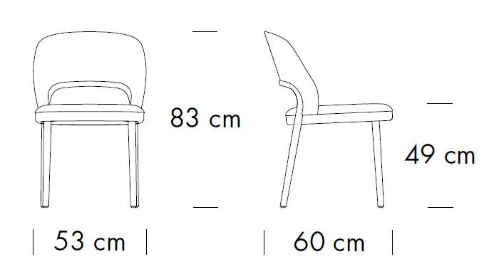 thonet-stuhl-520_abmessungen
