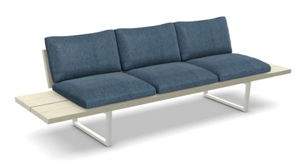 Orizon Lounge Sofa mit Beitischen