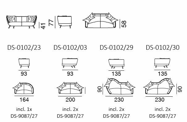 de-sede-ds-102-sofa-abmessungen