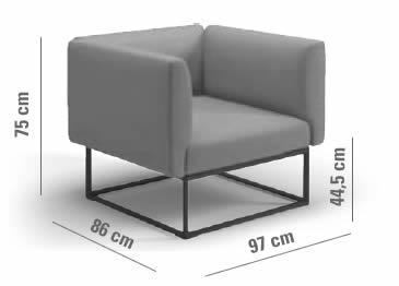 gloster-maya-lounge-chair-sessel-abmessungen
