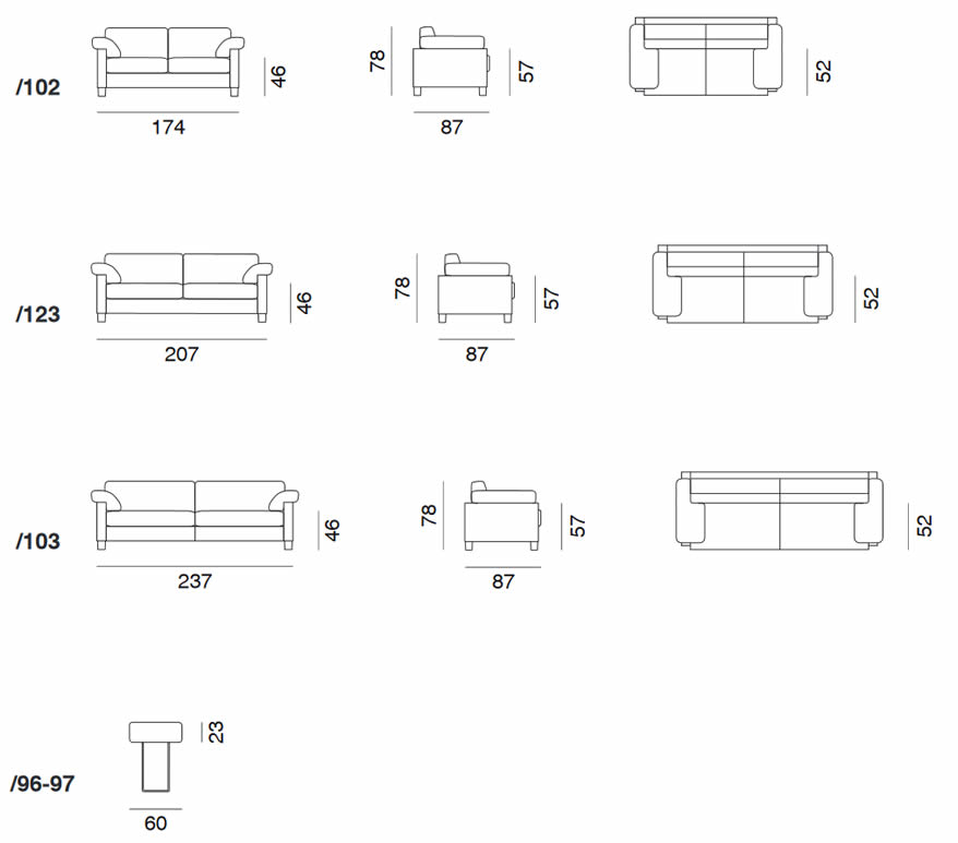 desede-sofa-ds-17-abmessungen