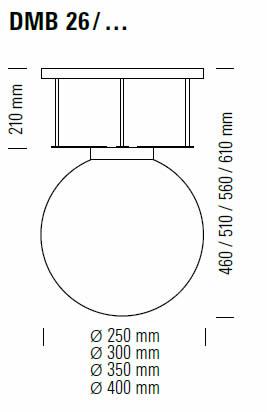 tecnolumen-dmb26-bauhaus-deckenleuchte-abmessungen