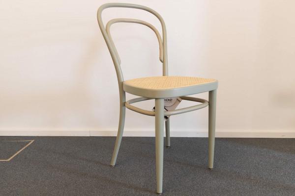 Stuhl 214 Two Tone salbei Ausstellungsstück