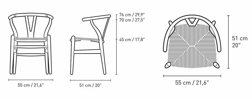 carl-hansen-ch24-wishbone-chair-abmessungen
