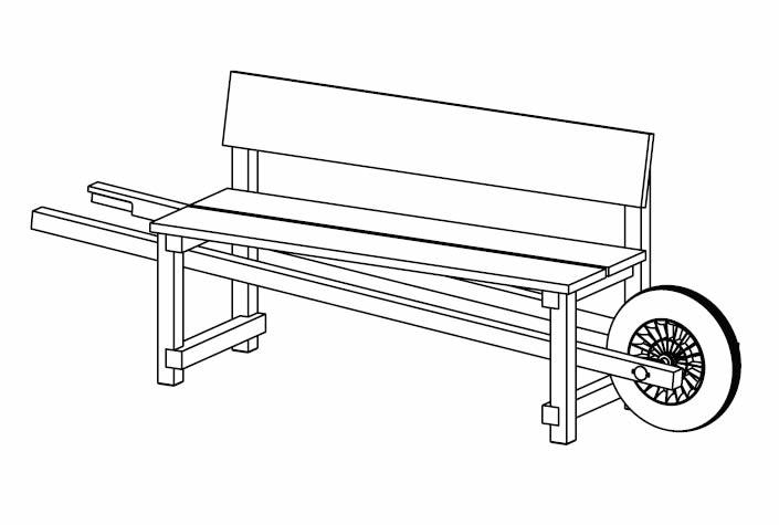 weltevree-wheelbench-bank-skizze