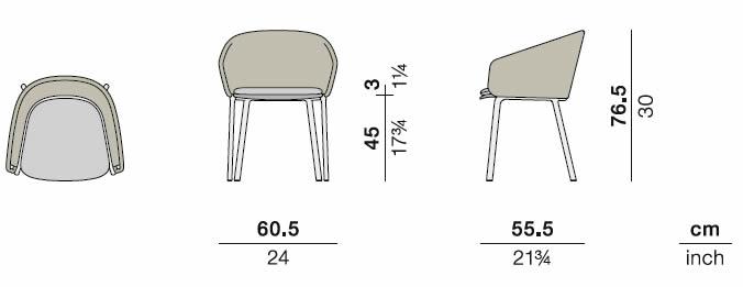 dedon-rilly-armlehnstuhl-abmessungen