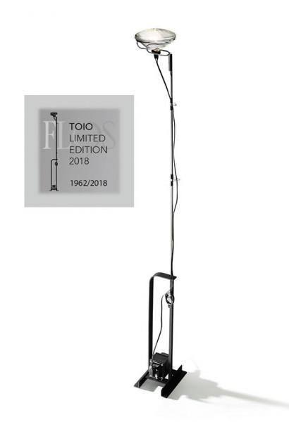 TOIO LED Stehleuchte limitierte Edition