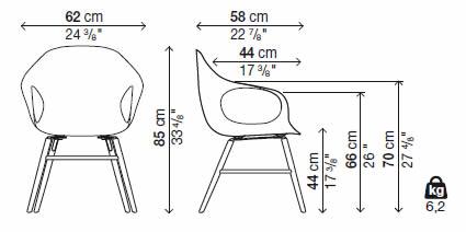 kristalia-elephant-stuhl-holzuntergestell-abmessungen