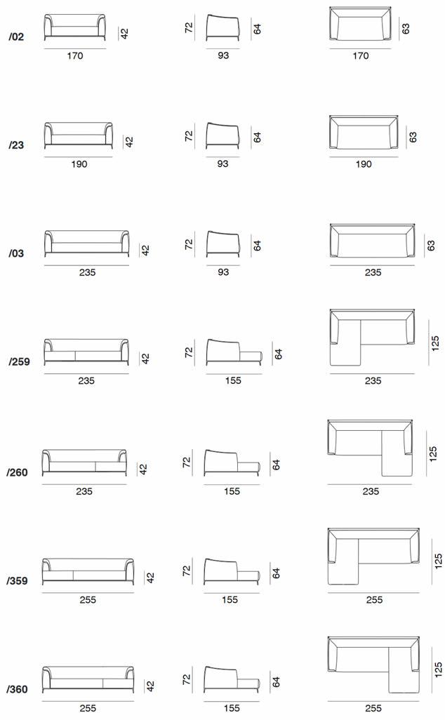 desede-sofa-ds-276-abmessungen
