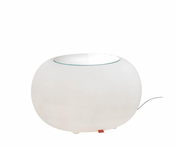 Bubble Hocker Tisch Leuchtmöbel