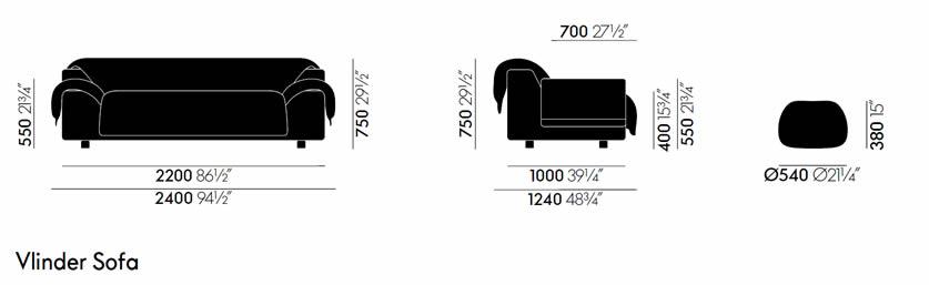 vitra-vlinder-sofa-abmessungen